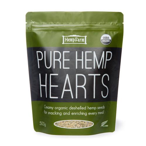 Pure Hemp Hearts Organic