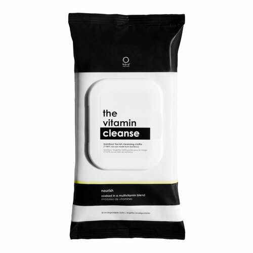 Bamboo Facial Cleansing Cloths