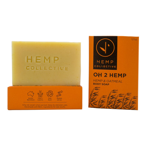 Oatyhemp Hemp Soap