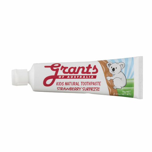 Kids Strawberry Surprise Natural Toothpaste