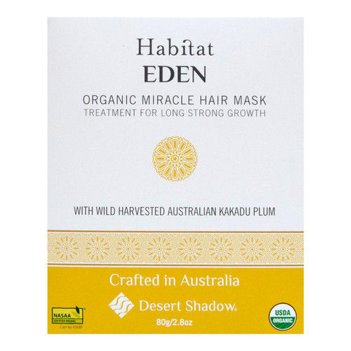 Eden Organic Miracle Hair Mask