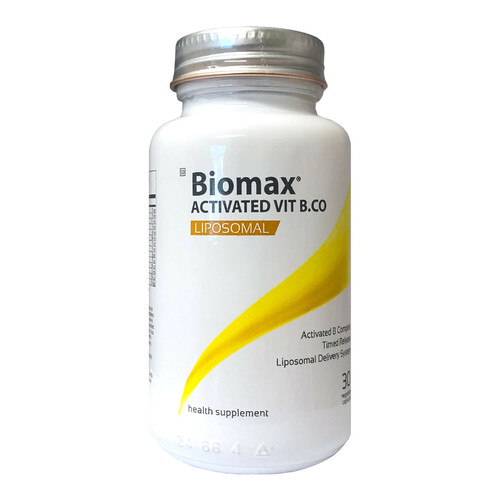 BioMax Activated B Complex  LIPOSOMAL