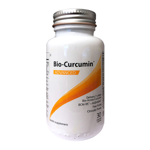 Bio-Curcumin Advanced - BCM95® with Boswellia serrata extract AKBAMAX