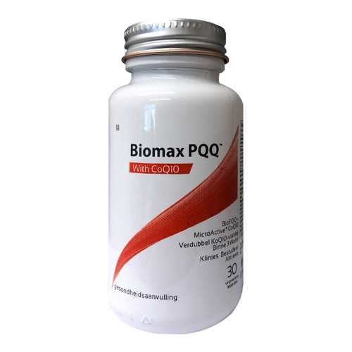 Biomax PQQ with CoQ10 Complex 300mg
