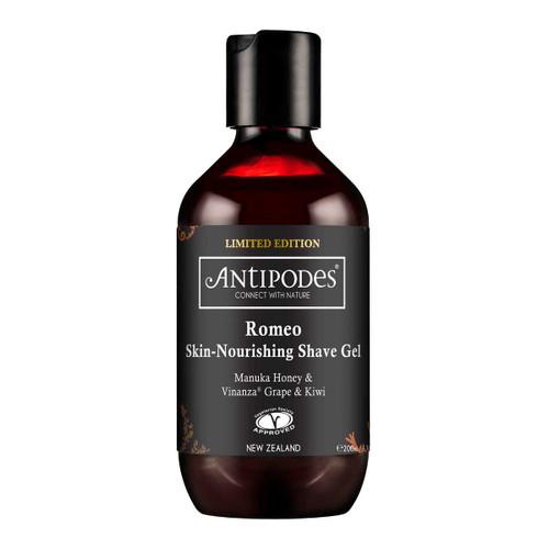 Romeo Skin Nourishing Shave Gel