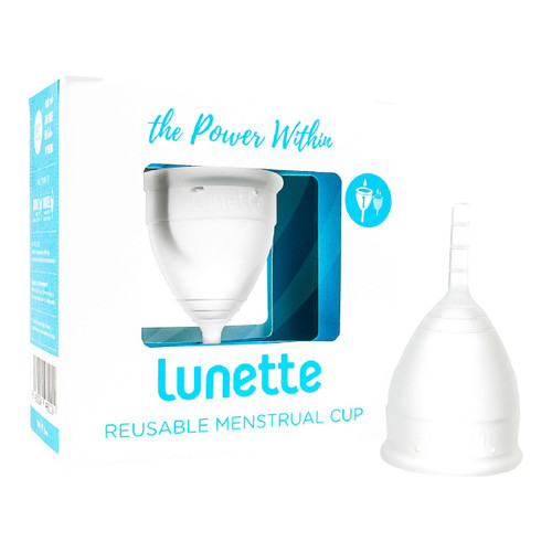 Menstrual Cup Clear
