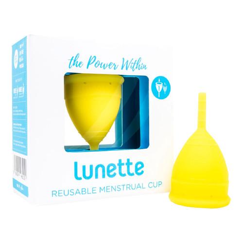 Menstrual Cup Lemon