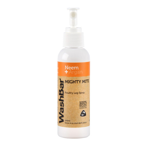 Mighty Mite Poultry Leg Spray