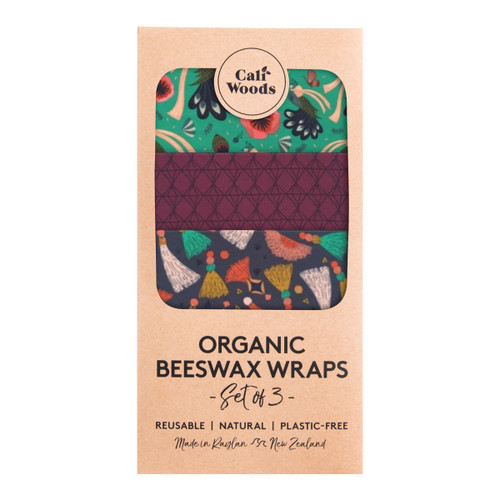 Beeswax Wraps - Forest Jewels
