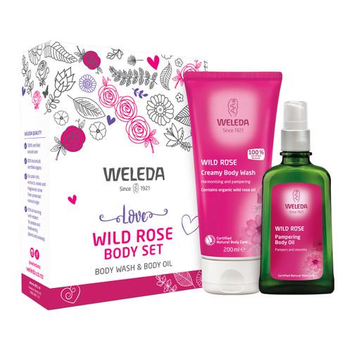 Love Wild Rose Body Set