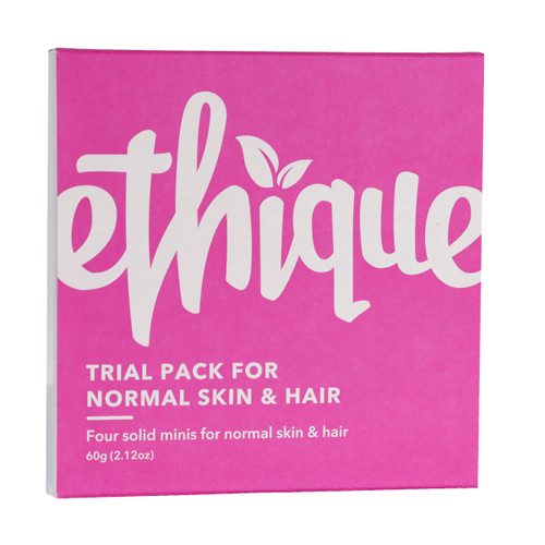 Trial Pack for Normal Skin & Hair