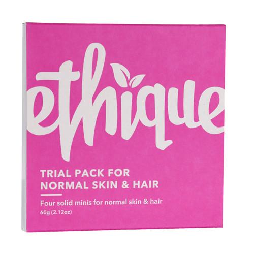 Trial Pack for Normal Skin & Hair