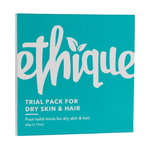 Trial Pack for Dry Skin & Hair