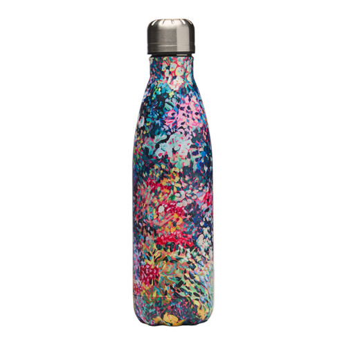It's A Strange World Stainless Steel Water Bottle - Carmel Van Der Hoeven