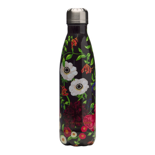 Bloom Stainless Steel Water Bottle - Laura Shallcrass
