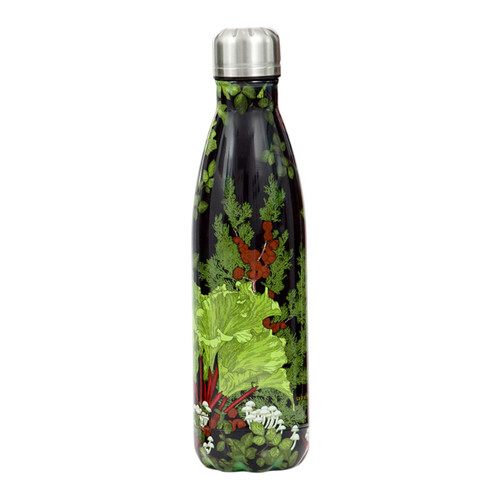 Flourish Stainless Steel Water Bottle - Laura Shallcrass