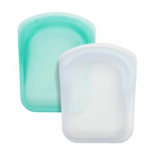 Pocket - Clear & Aqua