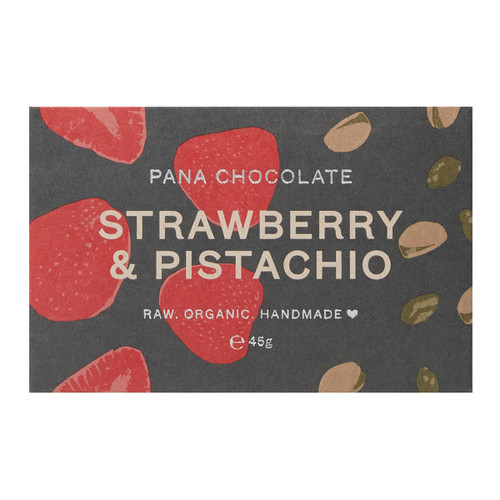 Strawberry & Pistachio Chocolate
