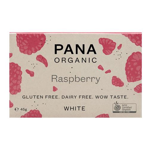 White Raspberry Chocolate Bar