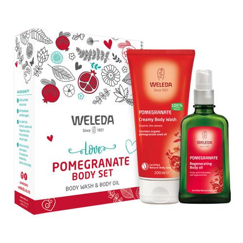 Love Pomegranate Body Set