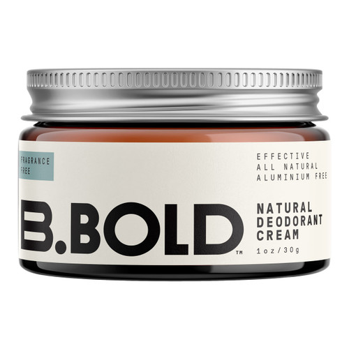 Fragrance Free Deodorant Cream