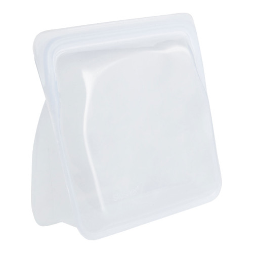 Stand Up Pouch - Clear