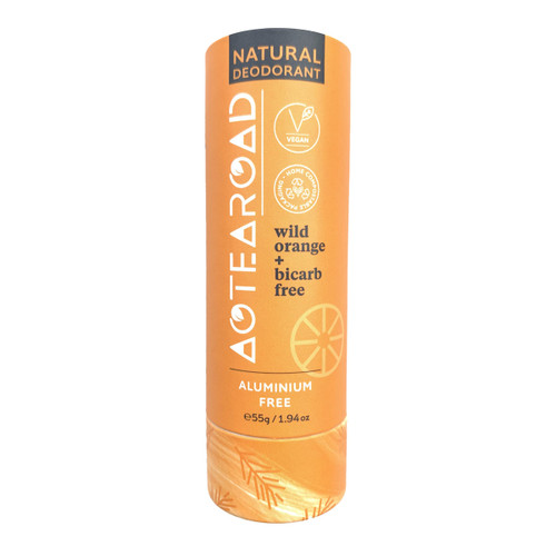 Wild Orange & Bicarb Free Natural Deodorant