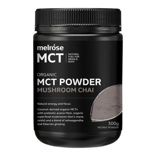 MCT Powder Mushroom Chai
