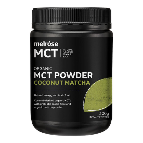 MCT Powder Coconut Matcha