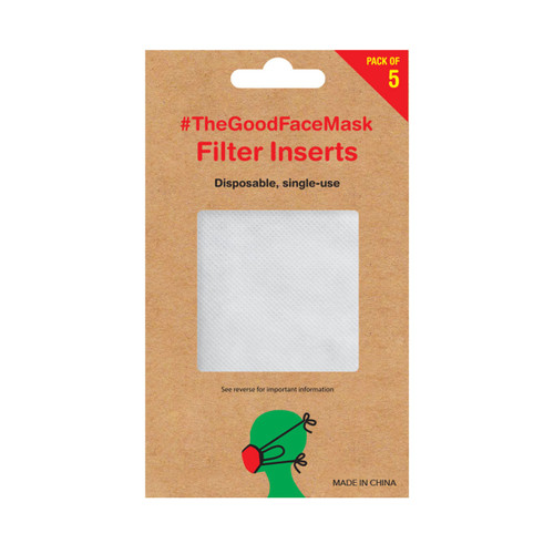 N95 Facemask Replacement Filters