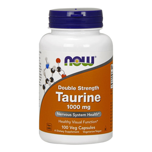 Taurine Double Strength 1000mg
