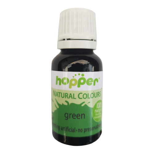 Natural Food Colouring Green