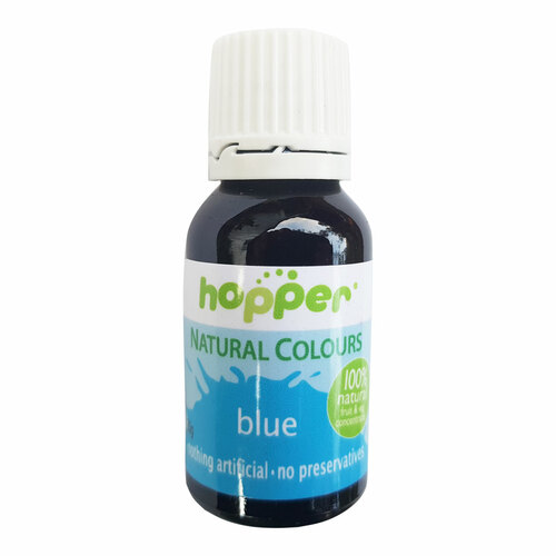 Natural Food Colouring Blue