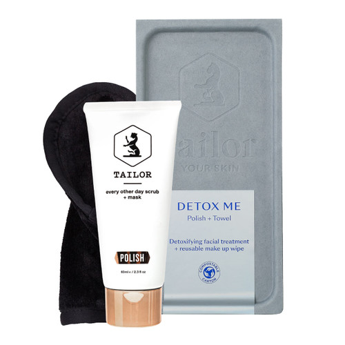 Detoxify Me - Polish & Towel