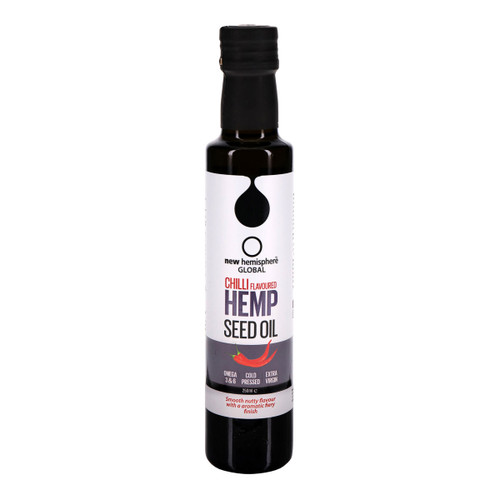 Chilli Flavoured Hemp Seed Oil