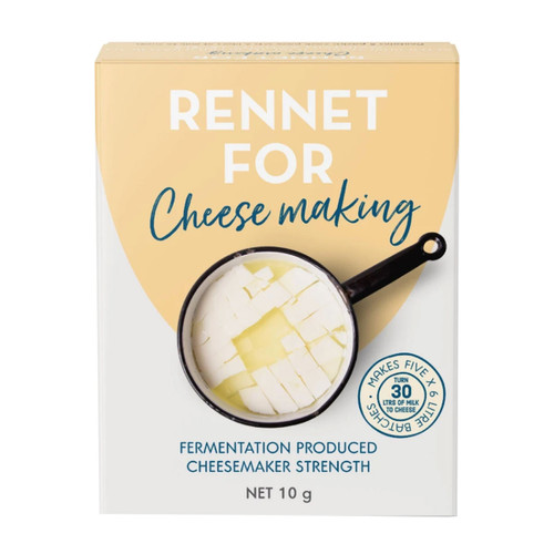 Rennet for Cheesemaking