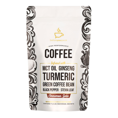 High Performance Coffee Cinnamon Spice