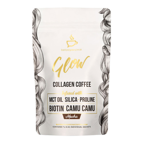 Glow Collagen Coffee Mocha