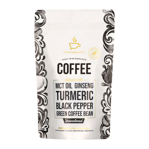 High Performance Coffee Unsweetened