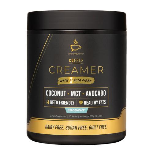 Keto Coconut Coffee Creamer with Acacia Fibre