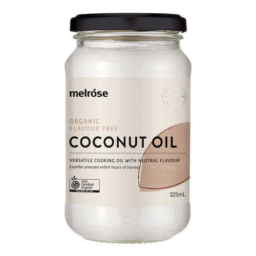 Organic Flavour Free Coconut Oil