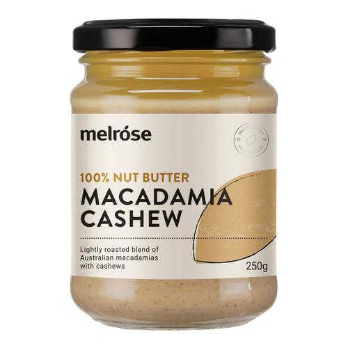 Macadamia Cashew 100% Nut Butter