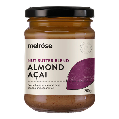 Almond Acai Nut Butter Blend