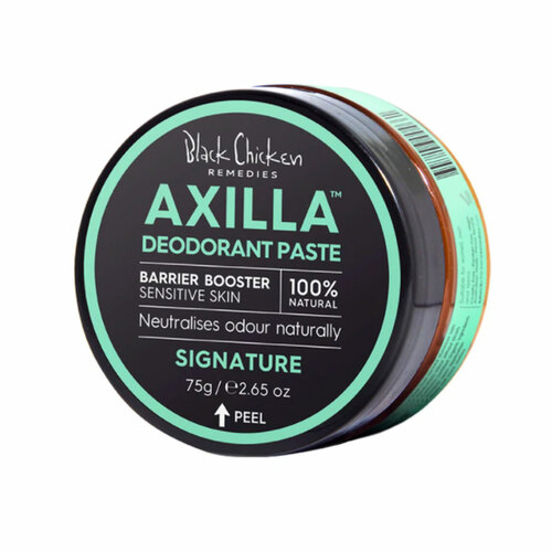 Axilla Deodorant Paste Barrier Booster Signature