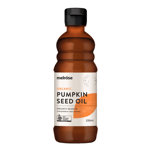 Organic Pumpkin Seed Specialty Oil