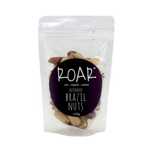 Organic Brazil Nuts Activated