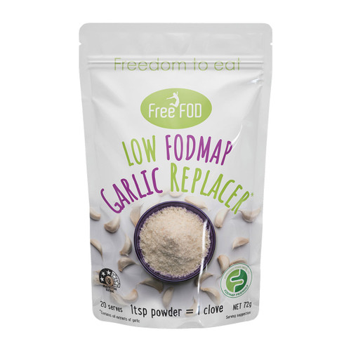 Fodmap Garlic Replacer