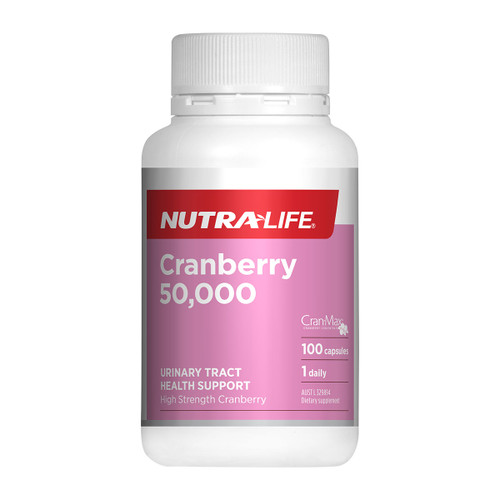 Cranberry 50,000 - New Formulation