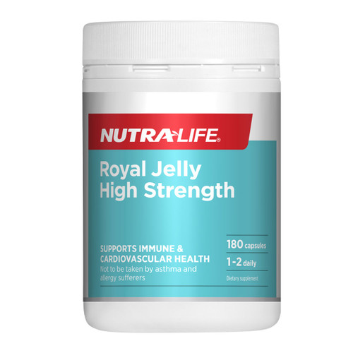 Royal Jelly High Strength