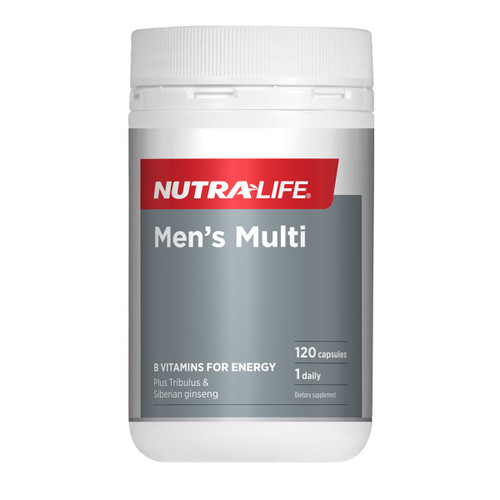 Men's Multi One-A-Day - New Formulation